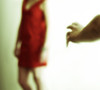 Forever Beyond Reach (coollessons2004) Tags: red dress woman mystery mysterious