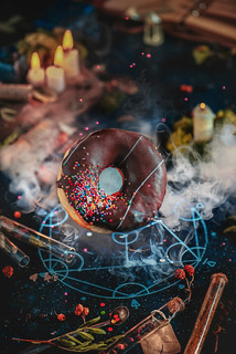 Alchemy Donut