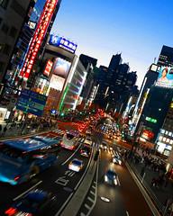 Shinjuku, all day, everyday. (KeiSpec) Tags: shinjuku tokyo kanto japan city 新宿 新宿駅 関東 東京 日本 getlost discoverearth skyscraper