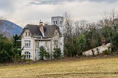 Historic villa on the mountain (a7m2) Tags: villa history wald wandern hiking wienerwald föhrenberge naturschutz loweraustria heide wiese mödling