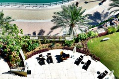 (Jehan Al-Maghamsi) Tags: chairs green trees hotel pool dubai