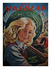 Norsk Ukeblad 1950 (KvikneFoto) Tags: norskukeblad magasin magazine 1950 cctv nikon1j2