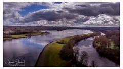 Drone photography (James Edmond Photography) Tags: glasgow jamesedmond landscape scotland scotlnd spring