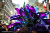 purplefeathers (Anne J Gibson) Tags: easterparade easterbonnets 5thavenue streetphotography flashphotography fujifilmxt2