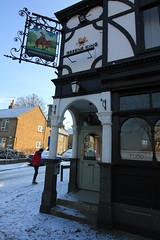 IMG_3820 (Jeff And) Tags: snow harrow greenhill pub kingsfieldarms kingsfieldavenue