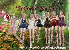 【New】*CoCoRo* Parfait (ღCöCöRöღ) Tags: secondlife newitems kawaii
