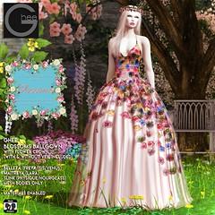 Ghee Blossoms (Bea Serendipity) Tags: scala blossomsevent ghee secondlife sl secondllife virtualfashion