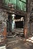 back from vacation. (stevenbley) Tags: abandoned urbanexploration urbanexploring urbex decay newyork ny rust guerillahistorian sneak breeze grime decayed bokeh peelingpaint factory chemical industrial asbestos chemicals