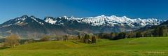 Panorama de la Gruyère (Switzerland) (christian.rey) Tags: préalpes fribourgoises gruyériennes gruyère panorama paysage montagnes mountains landscape assemblage sony alpha a7r2 a7rii 24105 dents broc chamois bourgo brenleire folliéran vanils noir ecri pointe paray