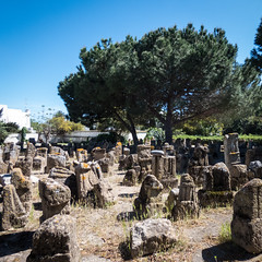 Punic grave stones