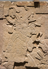 IMG_1787 (jaglazier) Tags: 2018 32518 736ad archaeologicalmuseum architecturalelements artmuseums chiapas crafts glyphs goldenkingdomsluxuryandlegacyintheancientamericas headdresses hieroglyphics kinichahkalmonaabiii kinichjanaabpakali kinichjanaabpakalii kings limestone march maya mayan mesoamerican metropolitanmuseum mexican mexico museodesitiodepalanque museums newyork palenque panels precolumbian religion rituals sacrifices specialexhibits stoneworking templexxi usa archaeology architecture art basrelief bloodletting buildings copyright2018jamesaglazier inscriptions lowrelief reliefs sculpture temples writing unitedstates