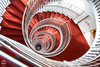 Spiral Staircase | Hilton Reykjavik Nordica (kenneth chin) Tags: nikon d810 1424f28g nikkor iceland staircase spiral yahoo google hotel reykjavik hilton
