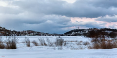 Hølen march 18th. 2018 (Øyvind Bjerkholt (Thanks for 52 million+ views)) Tags: hølen hisøya arendal norway winter cold ice snow city town canon