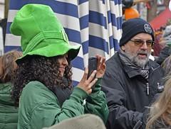 St. Patrick's Day (Mary Berkhout) Tags: maryberkhout stpatricksday láfhéilepádraig nationalefeestdagierland ierland denhaag thehague groen hoed green hat