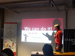 """MeetUp Linz 19.03.2018 • <a style=""""font-size:0.8em;"""" href=""""http://www.flickr.com/photos/146381601@N07/27065269608/"""" target=""""_blank"""">View on Flickr</a>"""