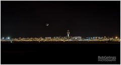 Schiphol (BobGeilings.nl) Tags: schiphol amsterdam airport netherlands nightphotography
