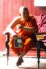 Maha Bandula Buddhist Monastery (Fatbrian) Tags: burma myanmar 2018 febuary irrawaddyriver mahabandulabuddhistmonastery people buddhistmonk
