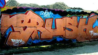 graffiti amsterdam 2006