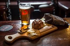 Pie & Pint (deltic17) Tags: burton burtonontrent pub ale boozer photograph beer joules porkpie pipers piperscrisps mustard glass canon 5dmk3 coopers cooperstavern wayfarer fridayafternoon friday friends