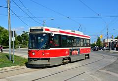 Toronto Transit #4189 (Jim Strain) Tags: jmstrain tram streetcar trolley toronto ttc transit ontario cananda