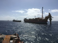 FPSO Okha Offtake (YoungMariner) Tags: fpso okha offshore ship oil gas