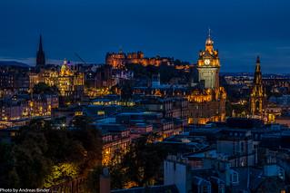 Edinburgh | Blick vom Calton Hill
