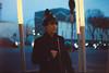Deb (lanevegianluca) Tags: film portrait analog analogica italia filmportrait yashicafx3 yashica kodak portra portra800 roll rullino analogue torino girl vintage filmisnotdead ishootfilm 35mm