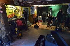 DSC_0011 (richardclarkephotos) Tags: tim bish joey luca © richard clarke photos derellas three horseshoes bradford avon wiltshire uk lone sharks guitar bass drums guitarist drummer bassist band bands live music punk