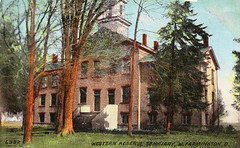 Western Reserve Seminary, West Farmington OH (1910) (Brett Streutker) Tags: lutheran methodist episcopal assemblies apostolic fundamentalist nostalgia antique school religion time old israeli israel palastine joseph mary diciples apostles samaria jerusalem bethlehem brirth passover christmas herod thus version international standard american new james king moody seminary conference epistles gospels john enemy devil satan antichrist son tribulation revelation study verse psalm tent meeting gospel evangelical saved again born jehovah yahweh god rapture scriptures bible he made creationism creation science jesus creator christ easter 2017 stars 1910