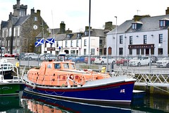 Douglas Currie RNLB - Fraserburgh Harbour Scotland - 19/4/2018 (DanoAberdeen) Tags: fraserburgh danoaberdeen nikond750 nikkor fish fishing fisherman seafarers trawlers tug tugboat scotland autumn summer winter spring clouds bluesky salmon haddock cod scallops candid amateur northeastscotland maritime northsea aberdeenshire grampian metal rnli lifeboat emergency rescue service response douglascurrie rnlb harbour trawler trawlermen winte 2018 trout mackrel fishingboat nikon aberdeen shipspotting fishauction bonnyscotland fishtown fishingvillage thebroch broch fraserburghscotland dock boat ship vessel