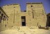 The Second Pylon (T Ξ Ξ J Ξ) Tags: egypt fujifilm xt2 teeje fujinon1655mmf28 nile river aswan port philae temple