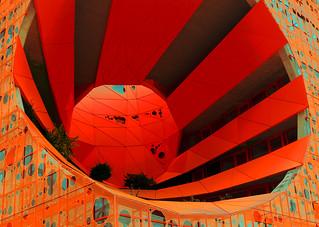 Lyon – Confluence - Orange
