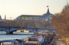 475 Paris en Février 2018 - Quai des Tuileries, Ponht de la Concorde, Grand Palais (paspog) Tags: paris france quaidestuileries seine crue flood inondation février februar february 2018 pont bridge brücke pontdelaconcorde grandpalais