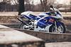 1997 GSX-R 750 (DUSTIN.FAULKNER) Tags: dustinfaulkner automotive motorcycle crotchrocket sportbike supersport suzuki gsxr 750 hindle carbonfiber progrip vortex probolt livery