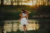 Al atardecer (RoxiRosita) Tags: sky forest sunset sunrise atardecer fifteen teen quince