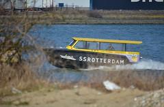 Watertaxi (Hugo Sluimer) Tags: portofrotterdam port haven onzehaven nlrtm zuidholland nederland holland