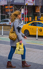 1345_0998FLOP (davidben33) Tags: manhattan newyork unionsquare street streetphoto people portraits women girl guys pets flowers cityscape landscape beauty fashion