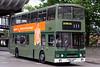 32 F352 WSC (Cumberland Patriot) Tags: john fishwick and sons jfs leyland lancashire lancs independant buses olympian oncl102rz alexander rh h5130d 352 32 f352wsc lotian step entrance double deck decker bus green golden hill depot yard preston 111