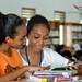 Library of Colegio Santo Inacio de Loiola in Kasait, Timor Leste