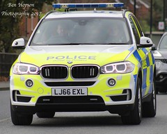 LJ66 EXL (Ben Hopson) Tags: northumbria police 2016 bmw x5 arv armed response vehicle anpr automatic number plate recognition camera xdrive newcastle city centre lj66 lj66exl