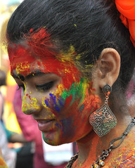DSC_0390 (gdebmalya) Tags: holi colour event festival people