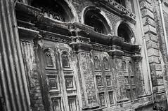 Street of Calcutta (Abhranil Neogi) Tags: street locality kolkata oldstructure oldbuildings