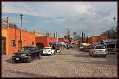 market day (ibarenogaray) Tags: atotonilco guanajuato mexico calle mercado