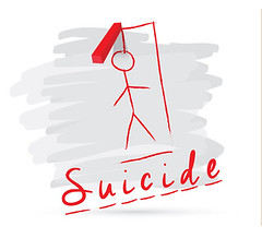 Impression (cfdtfep) Tags: suicide dpression burnout pendu jeu abstrait agrafeconcept dsespoir dsespr faillite meurtre pig prvention risque sansespoir stop suicidaire symbole france