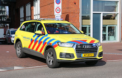 Dutch mobile medical team (Dutch emergency photos) Tags: ambu ambulance mobiel medisch team mobile medical air ground audi vehicle car 4x4 amsterdam nederlands nederland nederlandse netherlands dutch emergency 112 999 911 ambulans ambulancia ambulanz nt811z 13901 q7 mmt