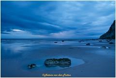 Blue sky (Hetwie) Tags: frankrijk opaalkust beach capblancnez cotedopale côtedopale zee sky sea strand sunset water cote france