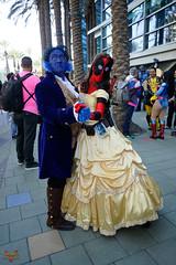 Wondercon 2018 Cosplay (V Threepio) Tags: 2870mm vthreepiophotography wondercon2018 anaheim cosplay costume event sonya7r vthreepio straight from camera unedited