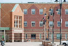 School is out (kuntheaprum) Tags: majorthomasmeninopark menino charlestown boston cityscape nikon d80 samyang 85mm f14 water tobinbridge cityofboston