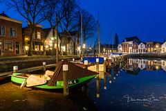 DK4 (Ellen van den Doel) Tags: 2018 night workshop netherlands sunset hour avond harbor evening middelharnis goeree blue zonsondergang cursus overflakkee nederland haven avondfotografie april zuidholland nl