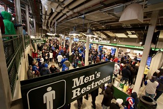 Updated Wrigley Concourse